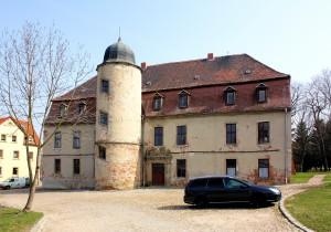 Gröbitz, Gutshof