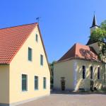 Ev. Pfarrkirche in Gruna