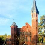 Haideburg, Jagdschloss