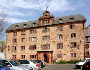Landgrafenschloss Marburg, Renaissancebau