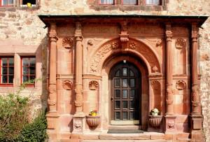Landgrafenschloss Marburg, Renaissanceportal