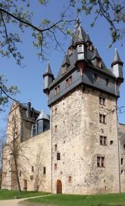 Schloss Romrod, Kanzleiturm