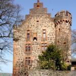 Burg Staufenberg, Unterburg