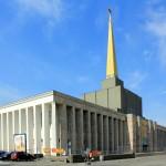 Zentrum-Südost, Sowjet. Pavillon (Alte Messe)