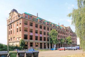 Ehem. Maschinenfabrik Karl Krause Anger-Crottendorf (VEB Polygraph Leipzig)