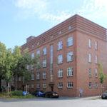 Ehem. Lagerhaus Dessauer Straße 40 Eutritzsch, Wohnaus