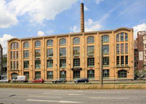 Industriegebäude Zwickauer Straße 108 Kaßberg
