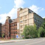 Kaßberg, Textilfabrik Sigmund Göritz AG