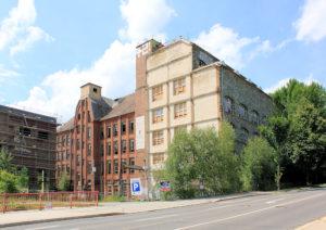 Textilfabrik Sigmund Göritz AG Kaßberg