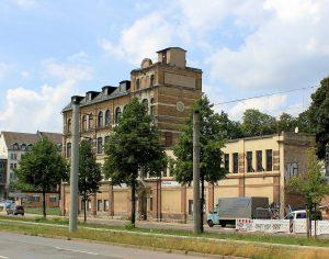 Industriegebäude Zwickauer Straße 62 Chemnitz