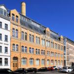 Zentrum-West, Aromafabrik Heine