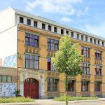 Zentrum-Ost, Druckerei Ludwig-Erhard-Straße 21