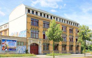 ehem. Druckerei Ludwig-Erhard-Straße 21 Leipzig