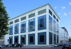 Wertpapierdruckerei Giesecke & Devrient Leipzig (Neubau)
