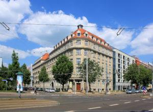 Interdruckpalais Leipzig