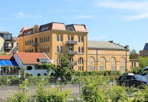 Industriebau Lauchstädter Straße 49 Plagwitz