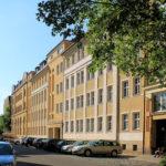 Ehem. Druckerei Reudnitz, Verwaltungsbau