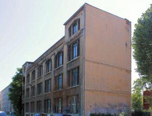 Industriebau Senefelder Straße Reudnitz