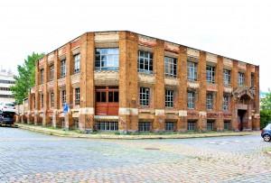 Gebäude der Fa. Junghanns&Kolosche