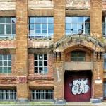 Fa. Junghanns&Kolosche, Fassadendetail