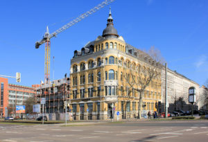Ehem. Karthograpische Verlagsanstalt Velhagen & Klasing Reudnitz
