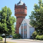 Torgau, Wasserturm