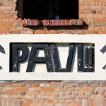 Schachtanlage Paul II Werschen (Zustand April 2010)