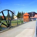 Brücke über die Parthe in Thekla