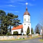 Kirche in Engelsdorf