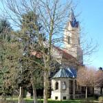 Kirche in Sommerfeld