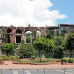 Bukoleon-Palast, Seefassade