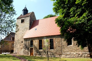 Alberstedt, Ev. Kirche