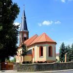 Albrechtshain, Ev. St.-Petri-Kirche