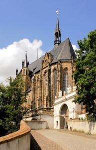 Altenburg, Ev. Schlosskirche St. Georg