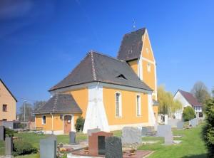 Althen, Ev. Pfarrkirche