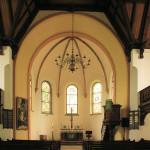Altmittweida, Ev. Pfarrkirche, Chor