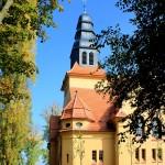 Altscherbitz, Ev. Pfarrkirche