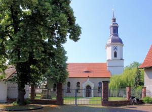 Audenhain, Ev. Pfarrkirche Niederaudenhain