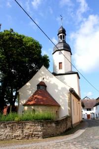 Aue-Aylsdorf, Ev. Kirche