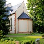 Auerswalde, Ev. St. Ursulakirche, Apsis