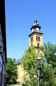 Ev. Stdatkirche in Augustusburg