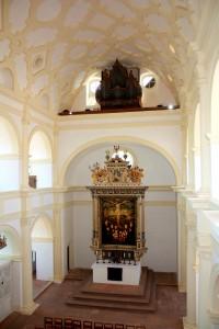 Augustusburg, Schlosskapelle