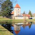 Baalsdorf, Ev. Pfarrkirche