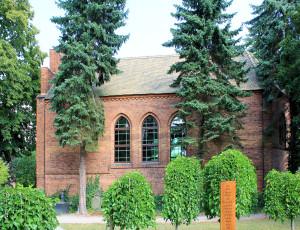 Bad Düben, Friedhofskirche