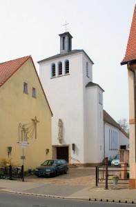 Bad Düben, Kath. Kirche