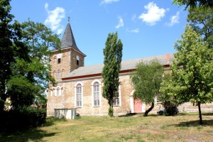 Keuschberg (Bad Dürrenberg), Ev. Kirche