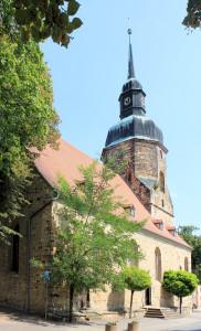 Bad Lauchstädt, Ev. Stadtkirche