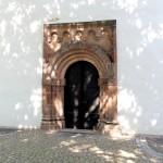 Bad Lausick, Ev. St. Kilianskirche, Portal