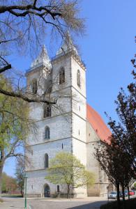 Bad Salzelmen, Ev. Stadtkirche St. Johannes Baptista