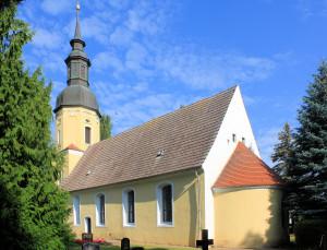 Beckwitz, Ev. Pfarrkirche